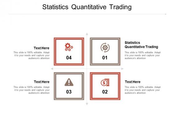 Statistics Quantitative Trading Ppt PowerPoint Presentation Professional Graphic Tips Cpb Pdf