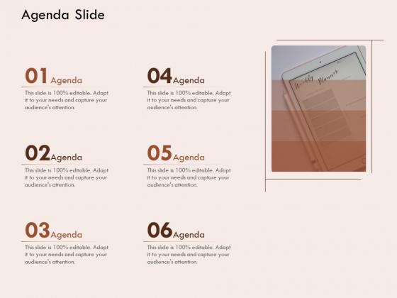 Steps Of Strategic Procurement Process Agenda Slide Ppt Gallery Shapes PDF