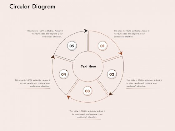 Steps Of Strategic Procurement Process Circular Diagram Ppt Model Sample PDF