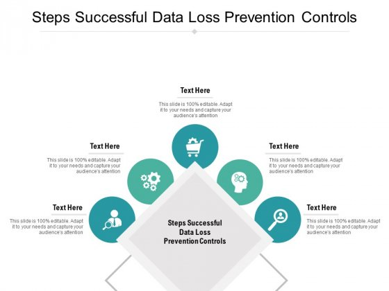 Steps Successful Data Loss Prevention Controls Ppt PowerPoint Presentation Infographics Format Cpb