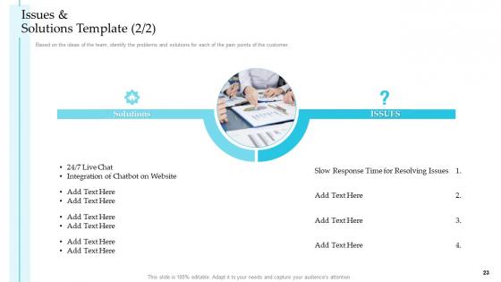 Steps_To_Improve_Customer_Engagement_For_Business_Development_Structure_PDF_Slide_23
