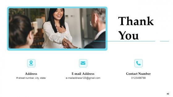 Steps_To_Improve_Customer_Engagement_For_Business_Development_Structure_PDF_Slide_42