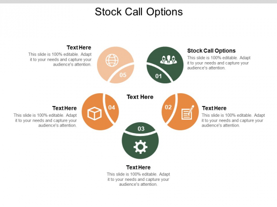 Stock Call Options Ppt PowerPoint Presentation Show Shapes Cpb Pdf