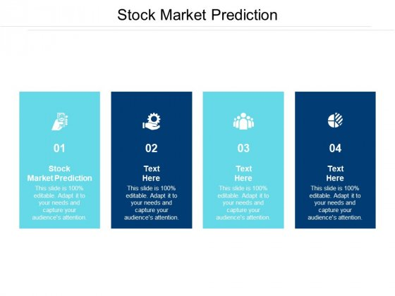 Stock Market Prediction Ppt PowerPoint Presentation Infographic Template Structure Cpb