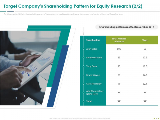 Stock_Market_Research_Report_Ppt_PowerPoint_Presentation_Complete_Deck_With_Slides_Slide_18