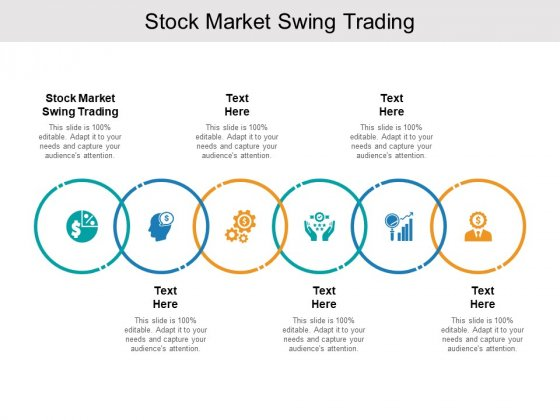 Stock Market Swing Trading Ppt PowerPoint Presentation Icon Display Cpb