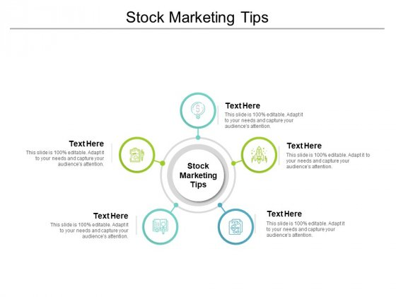 Stock Marketing Tips Ppt PowerPoint Presentation Inspiration Design Ideas Cpb
