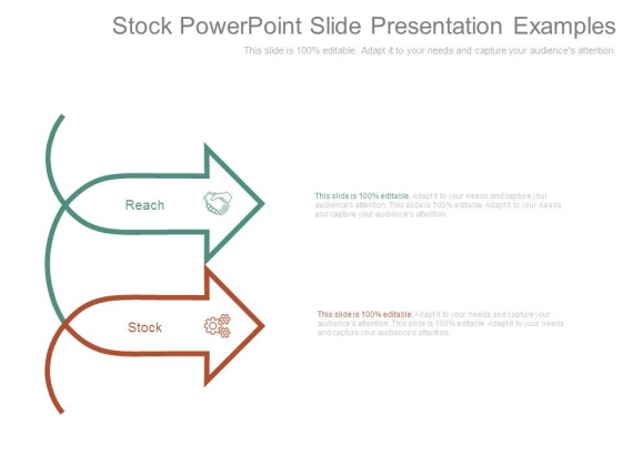 Stock Powerpoint Slide Presentation Examples