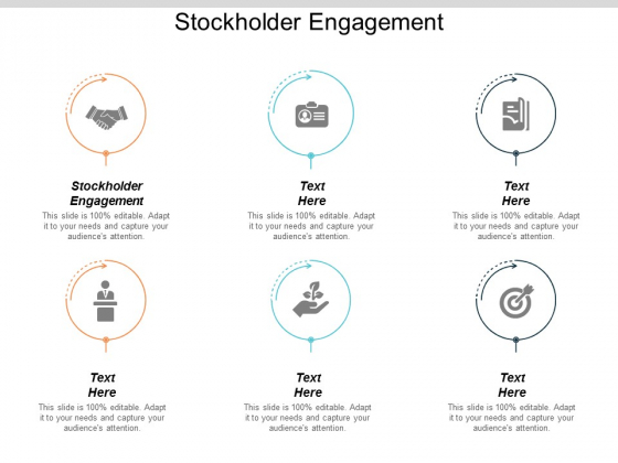 Stockholder Engagement Ppt PowerPoint Presentation Styles Slide Download Cpb
