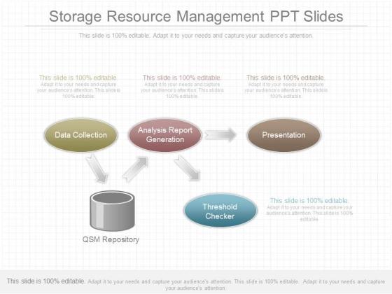 Storage Resource Management Ppt Slides