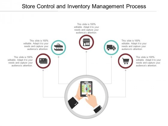 Store Control And Inventory Management Process Ppt PowerPoint Presentation Gallery Grid