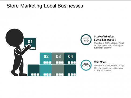 Store Marketing Local Businesses Ppt PowerPoint Presentation Styles Example  Cpb