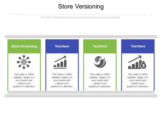 Store Versioning Ppt PowerPoint Presentation Outline Maker Cpb Pdf