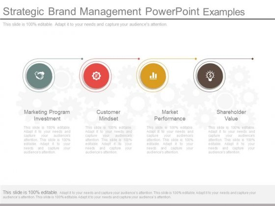 Strategic Brand Management Powerpoint Examples - PowerPoint Templates