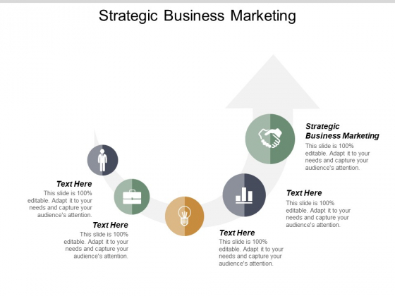 Strategic Business Marketing Ppt PowerPoint Presentation Gallery Icons Cpb