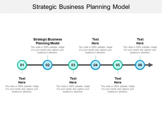 Strategic Business Planning Model Ppt PowerPoint Presentation Professional Graphic Images Cpb