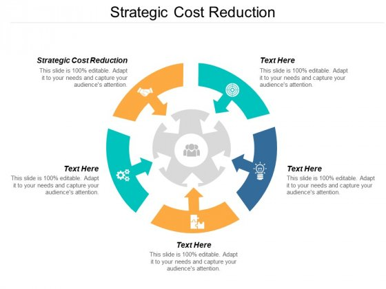 Strategic Cost Reduction Ppt PowerPoint Presentation Model Format