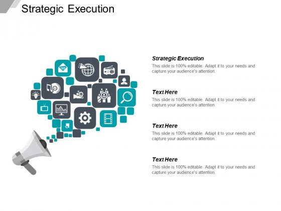 Strategic Execution Ppt PowerPoint Presentation Summary Example Cpb