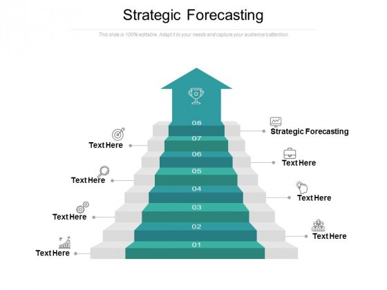 Strategic Forecasting Ppt PowerPoint Presentation Gallery Icon Cpb