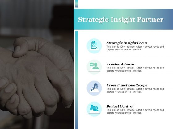 Strategic Insight Partner Ppt PowerPoint Presentation Layouts Show