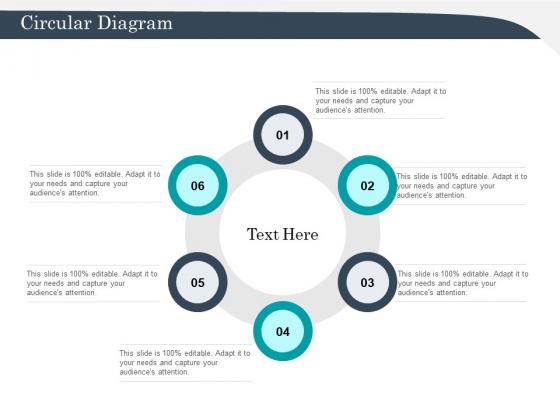 Strategic Management Of Assets Circular Diagram Infographics PDF