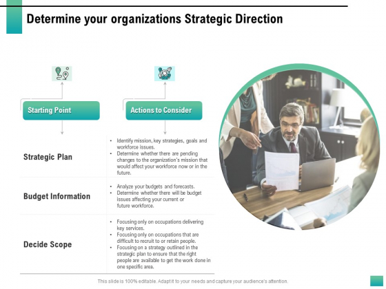 Strategic_Manpower_Management_Determine_Your_Organizations_Strategic_Direction_Clipart_PDF_Slide_1