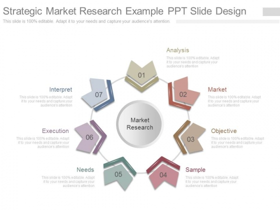 Strategic Market Research Example Ppt Slide Design