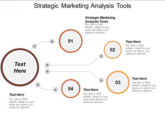 Strategic Marketing Analysis Tools Ppt PowerPoint Presentation Show Rules