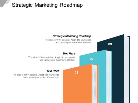 Strategic Marketing Roadmap Ppt PowerPoint Presentation Samples Cpb