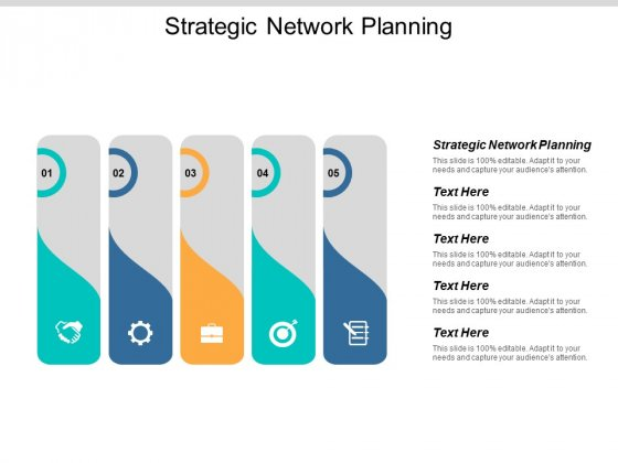 Strategic Network Planning Ppt PowerPoint Presentation Pictures Slide Download Cpb