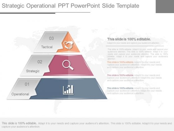Strategic Operational Ppt Powerpoint Slide Template