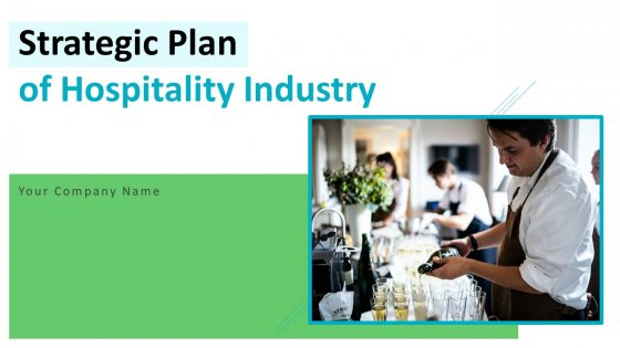 Strategic Plan Of Hospital Industry Ppt PowerPoint Presentation Complete Deck