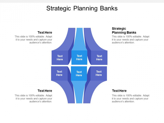 Strategic Planning Banks Ppt PowerPoint Presentation Professional Slides Cpb