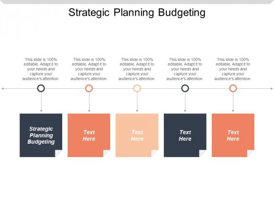Strategic Planning Budgeting Ppt PowerPoint Presentation Inspiration Templates Cpb