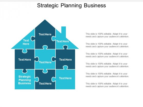 Strategic Planning Business Ppt PowerPoint Presentation Show Background Cpb