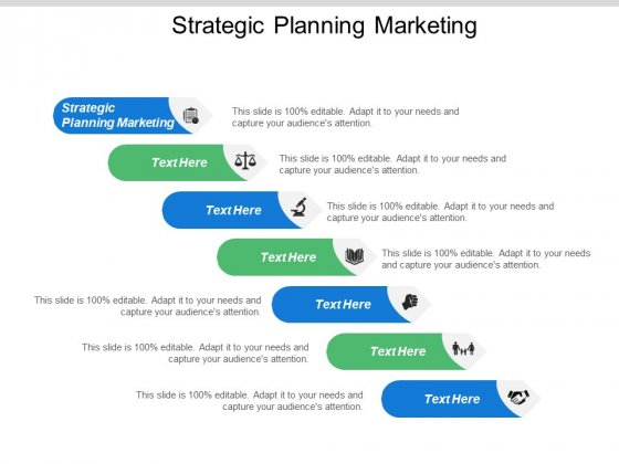 Strategic Planning Marketing Ppt PowerPoint Presentation Designs Cpb