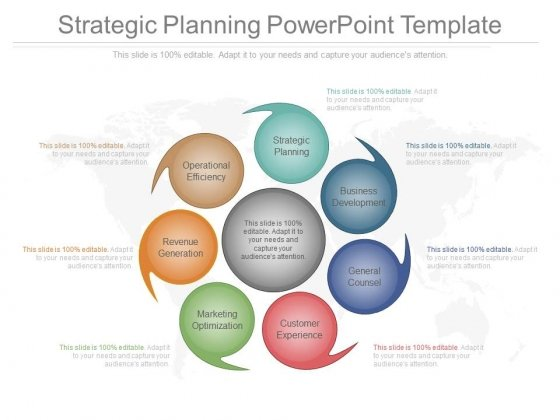 strategic planning powerpoint templates, slides and graphics, Modern powerpoint