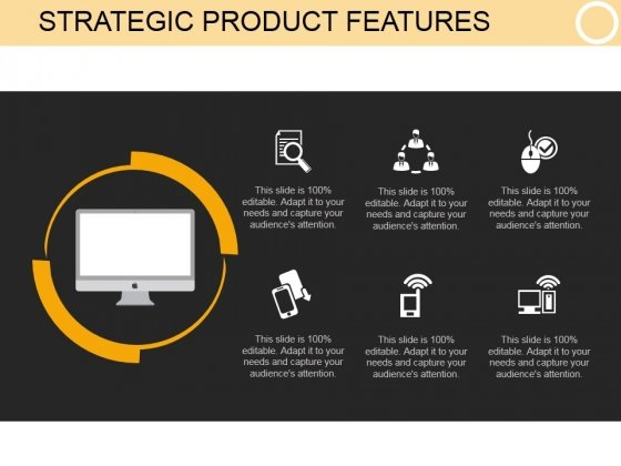 Strategic Product Features Template 2 Ppt PowerPoint Presentation Examples
