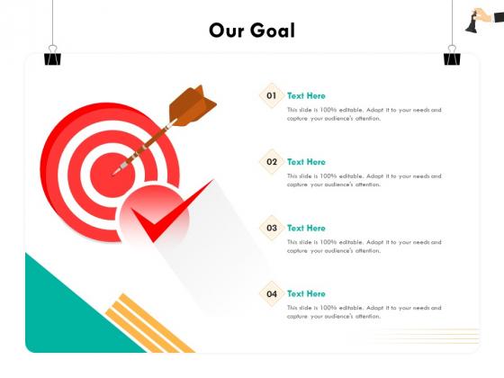 Strategic Sourcing For Better Procurement Value Our Goal Ppt Model Graphics Download PDF