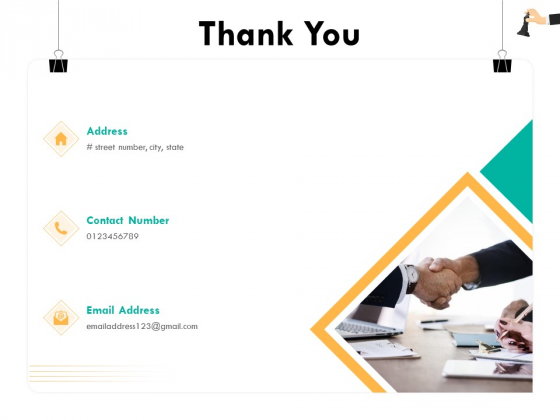 Strategic Sourcing For Better Procurement Value Thank You Ppt Show Graphics PDF