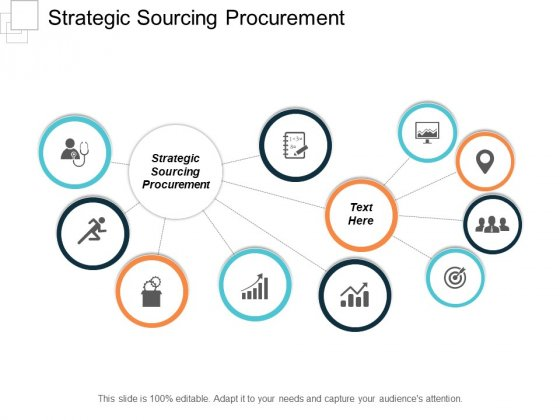 Strategic Sourcing Procurement Ppt PowerPoint Presentation Infographic Template Vector Cpb