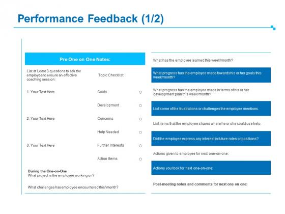Strategic Talent Management Performance Feedback Ppt PowerPoint Presentation Ideas Designs Download PDF