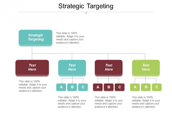 Strategic Targeting Ppt PowerPoint Presentation Portfolio Graphics Download Cpb