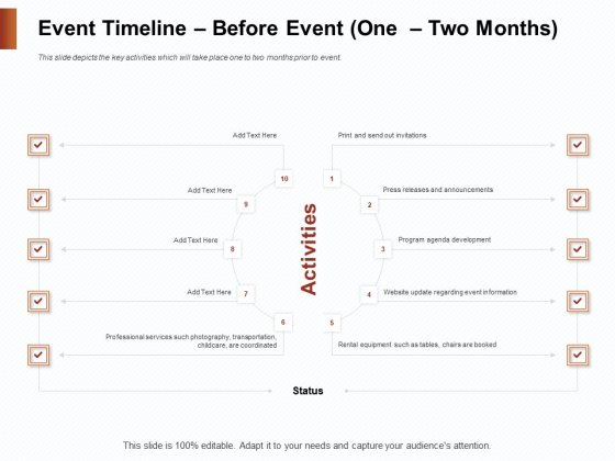 Strategies_For_Organizing_Events_Event_Timeline_Before_Event_One_Two_Months_Ppt_Portfolio_Slide_Portrait_PDF_Slide_1