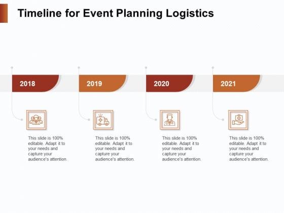 Strategies_For_Organizing_Events_Timeline_For_Event_Planning_Logistics_Ppt_Slides_Samples_PDF_Slide_1