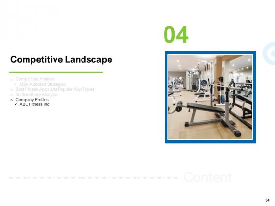 Strategies_To_Enter_Physical_Fitness_Club_Business_Ppt_PowerPoint_Presentation_Complete_Deck_With_Slides_Slide_34