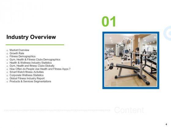 Strategies_To_Enter_Physical_Fitness_Club_Business_Ppt_PowerPoint_Presentation_Complete_Deck_With_Slides_Slide_4