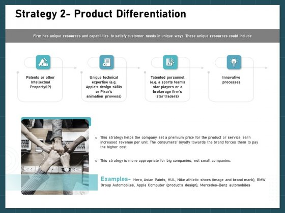 Strategies_To_Win_Customers_From_Competitors_Strategy_2_Product_Differentiation_Diagrams_PDF_Slide_1