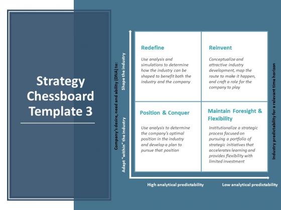 Strategy Chessboard Business Ppt PowerPoint Presentation Portfolio Graphics