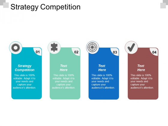 Strategy Competition Ppt PowerPoint Presentation Professional Template